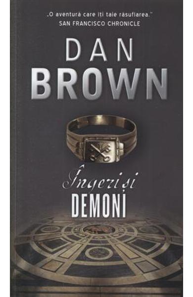 Recenzie Îngeri și Demoni de Dan Brown