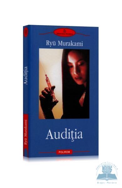 Recenzie Audiţia de Ryu Murakami