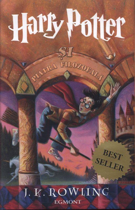 Recenzie Harry Potter şi Piatra Filozofală de J.K. Rowling