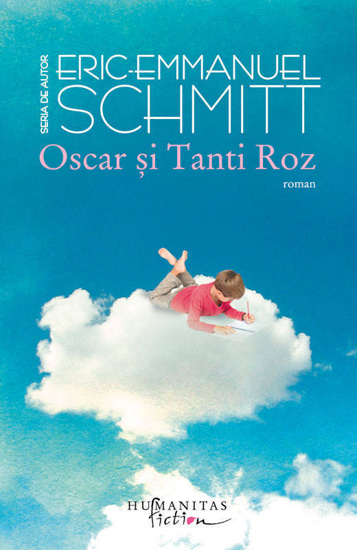 Recenzie Oscar şi Tanti Roz de Eric de Emmanuel Schmitt