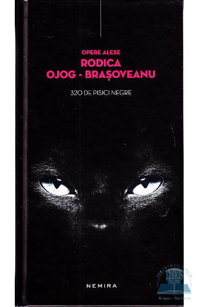 Recenzie 320 de pisici negre de Rodica Ojog-Brașoveanu