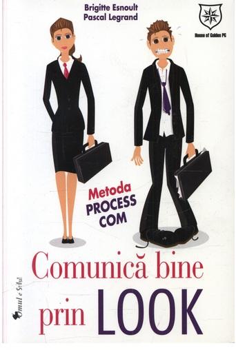 Recenzie Comunică bine prin LOOK de Brigitte Esnoult şi Pascal Legrand
