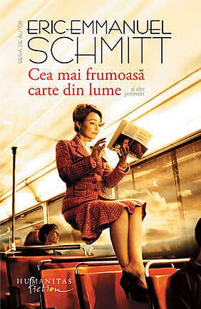 Recenzie Cea mai Frumoasă Carte din Lume de Eric-Emmanuel Schmitt