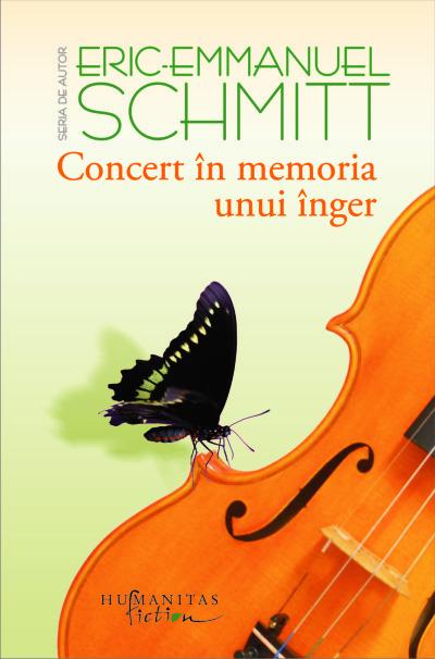 Recenzie Concert în Memoria unui Înger de Eric-Emmanuel Schmitt