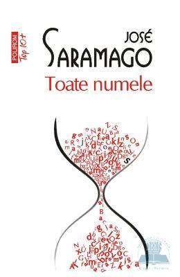 Recenzie Toate Numele de Jose Saramago