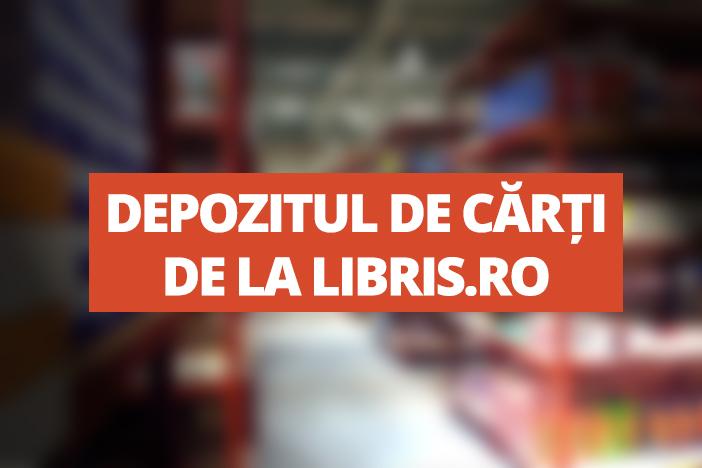 Cum arată Depozitele de Cărți de la Libris?
