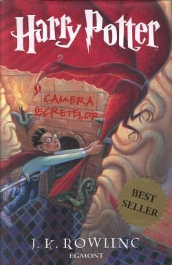 Recenzie Harry Potter şi Camera Secretelor de J.K. Rowling