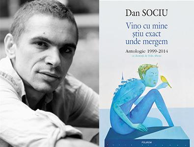 Contemporanul Dan Sociu a lansat prima Antologie de Poeme