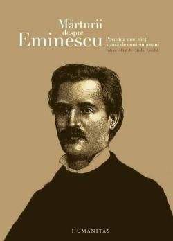 """Recenzie """"Mărturii despre Eminescu"""" de Cătălin Cioabă"""