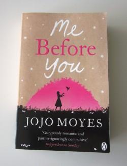 Recenzie Me Before You de Jojo Moyes