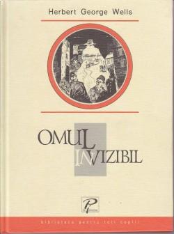 Recenzie Omul invizibil de H.G Wells