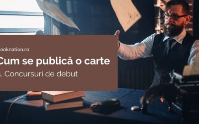 Cum se publică o carte: 4. Concursuri de debut