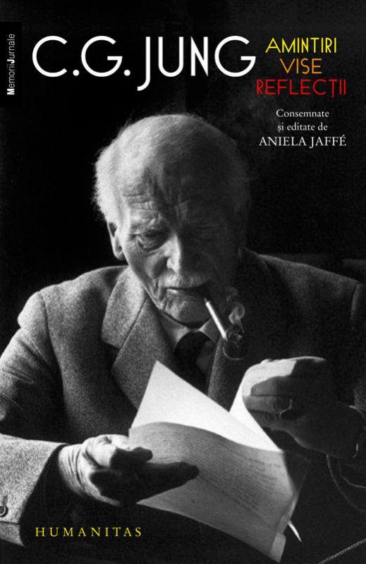 "Recenzie ""Amintiri, vise și reflecții C.G.Jung"" de Aniela Jaffe"