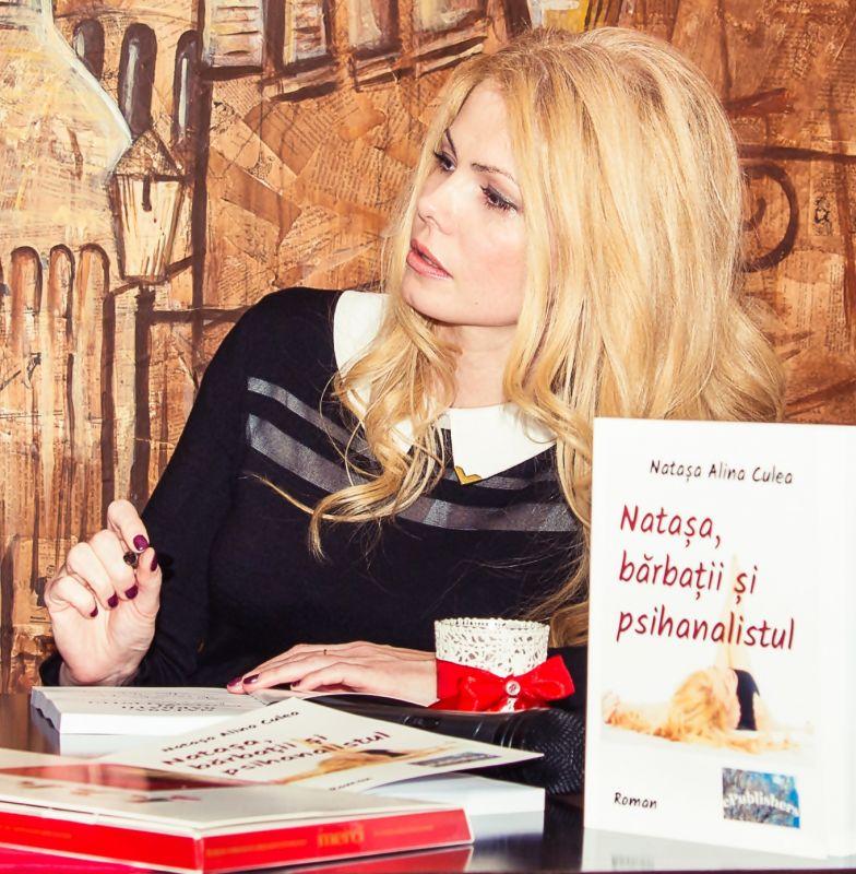 Natașa Alina Culea: scrisul este o formă de exorcism  (interviu)