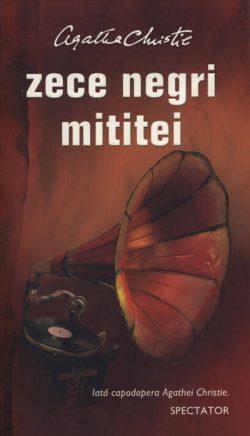 Recenzie Zece Negri Mititei de Agatha Christie