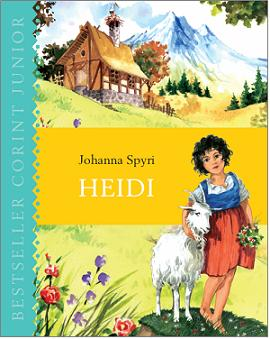 Recenzie Heidi de Johanna Spyri