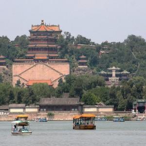 Palatul Imperial de Vara, Beijing Dan Tomozei