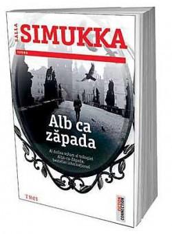 Recenzie Alb ca zăpada de Salla Simukka