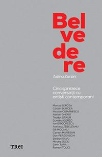 Prima carte de interviuri cu artişti contemporani din România va fi lansată joi