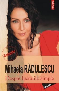 Recenzie Despre lucrurile simple de Mihaela Rădulescu