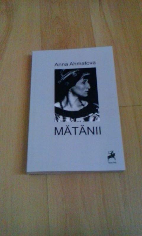 Recenzie Mătănii de Anna Ahmatova