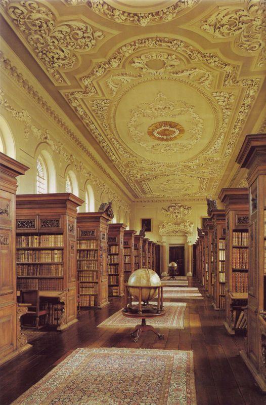 16 biblioteci de văzut într-o viață