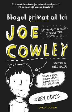 Recenzie Blogul privat al lui Joe Cowley de Ben Davis