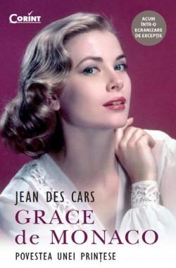 Recenzie Grace de Monaco. Povestea unei prințese de Jean des Cars