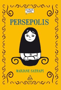Recenzie Persepolis de Marjane Satrapi