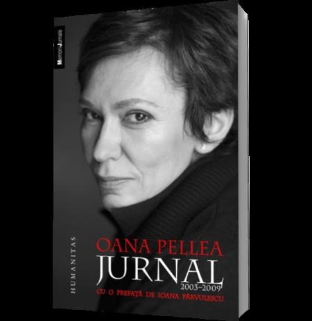 Recenzie Jurnal 2003-2009 de Oana Pellea