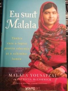 Recenzie Eu sunt Malala de Malala Yousafzai