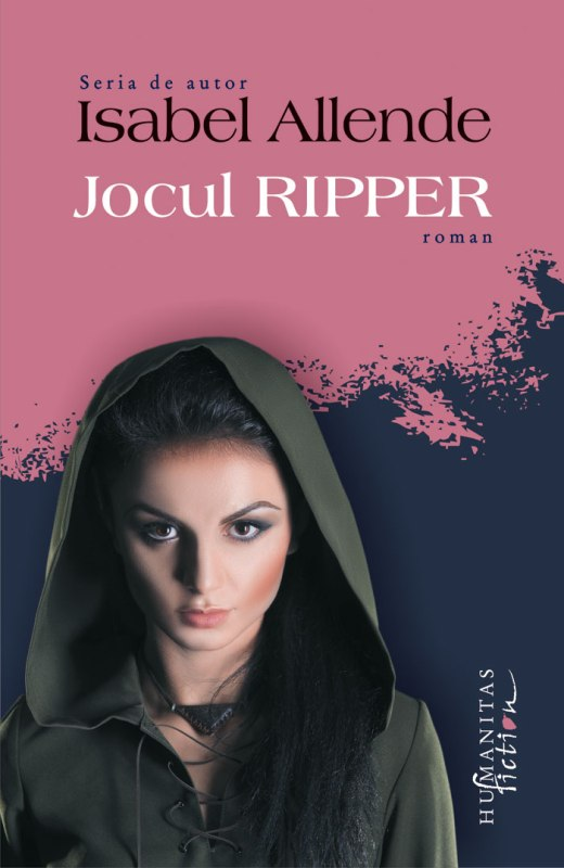 Lansarea Jocul Ripper, noua carte a scriitoarei Isabel Allende