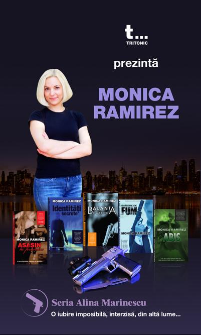 De vorbă cu Monica Ramirez