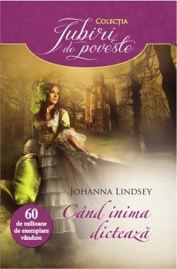 """Recenzie """"Când inima dictează"""" de Johanna Lindsey"""