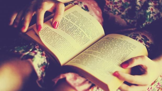 Cartea preferată? Vă rog, nu aş putea alege doar una! de Cristina Slusariuc