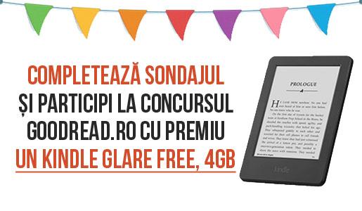 A avea sau a nu avea eBook Reader?! – Sondajele GoodRead.ro