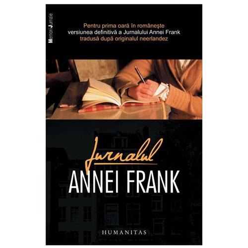 """Recenzie """"Jurnalul Annei Frank"""" de Anne Frank"""