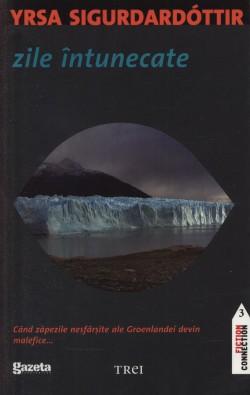 """Recenzie """"Zile întunecate"""" de Yrsa Sigurdardottir"""
