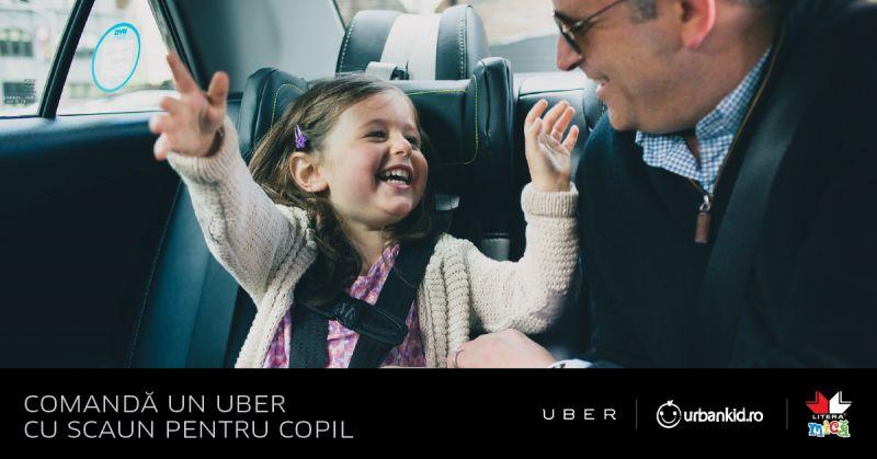 Litera Mică, partener în călătoriile Uber