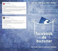 """Recenzie """"Facebook de buzunar"""" de Adrian Călărașu și Dan Cârlea"""