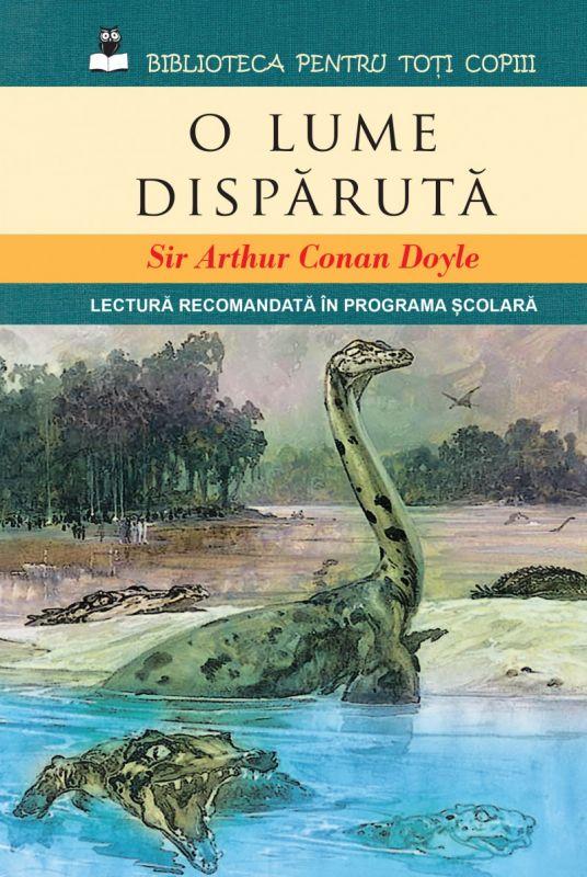 """Recenzie """"O lume dispărută"""" de Sir Arthur Conan Doyle"""