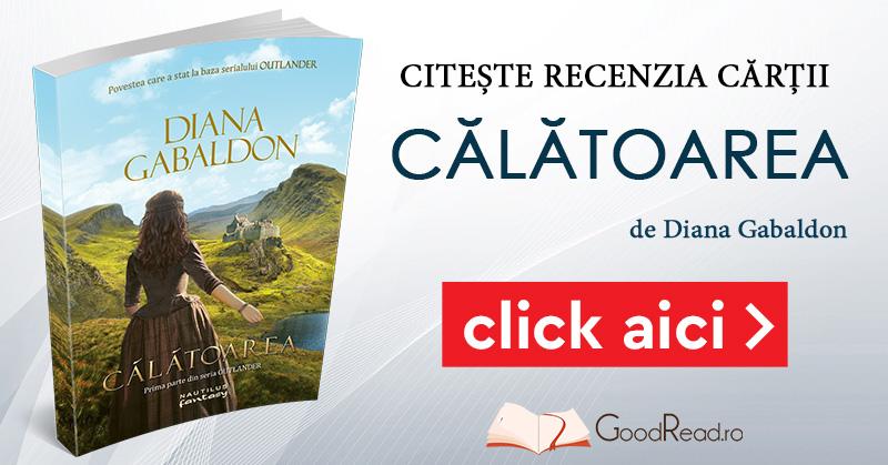 """Recenzie """"Călătoarea"""" de Diana Gabaldon"""