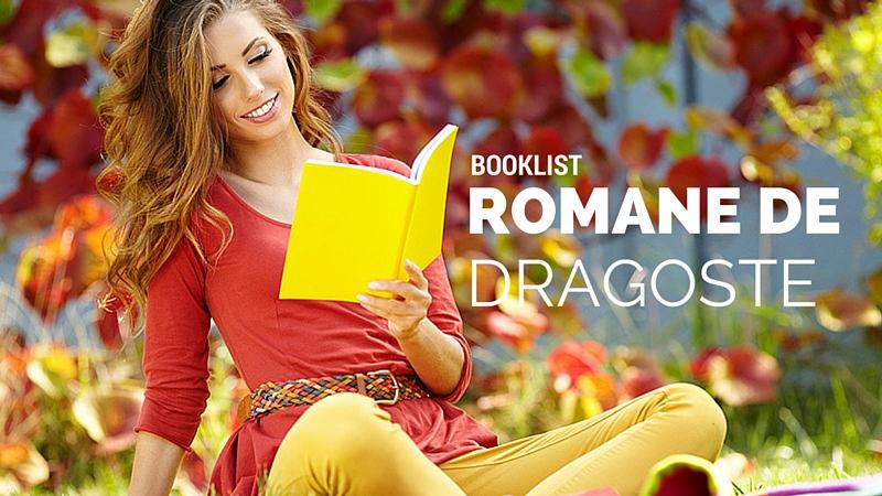 Booklist romantic: cărți de dragoste