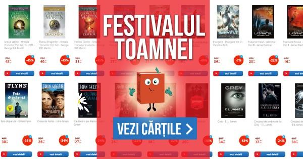 festivalul toamnei emag carti