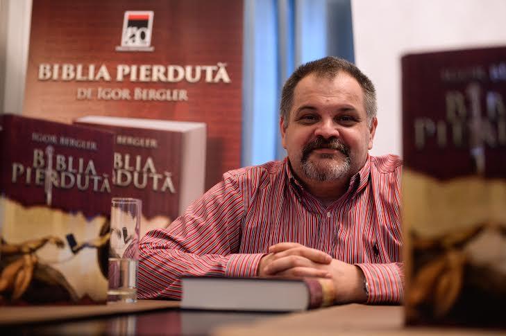 De vorbă cu Igor Bergler despre Biblia Pierdută