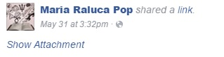 maria raluca pop