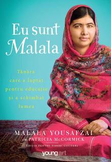 """Recenzie """"Eu sunt Malala"""" de Malala Yousafzai"""