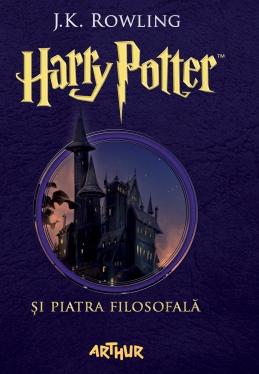 """Recenzie """"Harry Potter și piatra filosofală"""" de J. K. Rowling"""