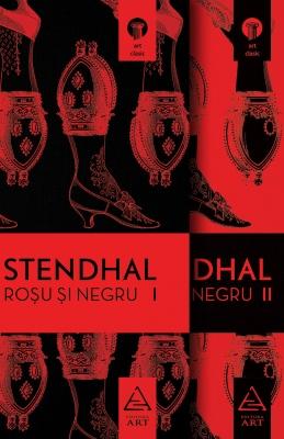 "Recenzie ""Roșu și negru"" de Stendhal"