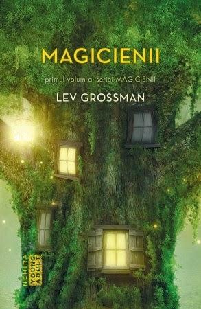 "Recenzie ""Magicienii"" de Lev Grossman"
